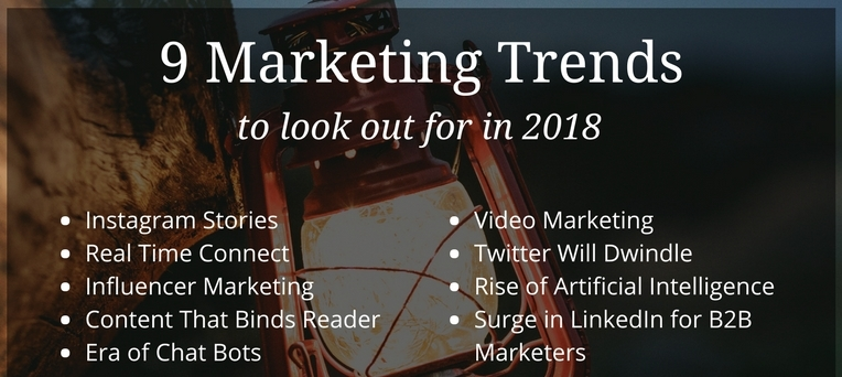 2018 Digital Trends
